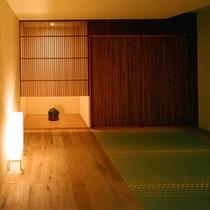 個性あふれる癒しの空間 【お部屋例】