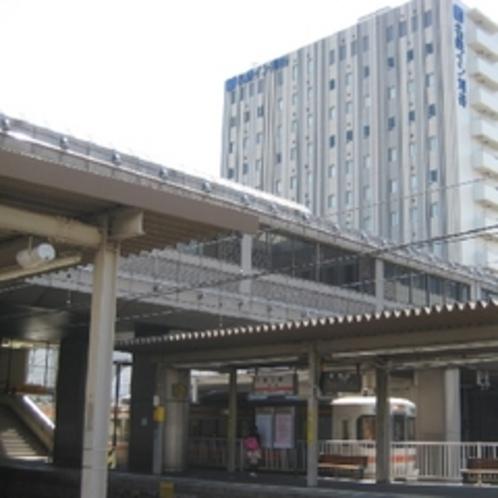 JR刈谷駅より