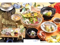 夏 瀬戸会席 料理イメージ