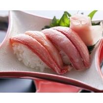 香住蟹にぎり寿司