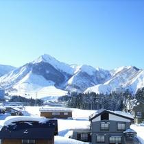 *周辺の風景<冬:ルーデンス>
