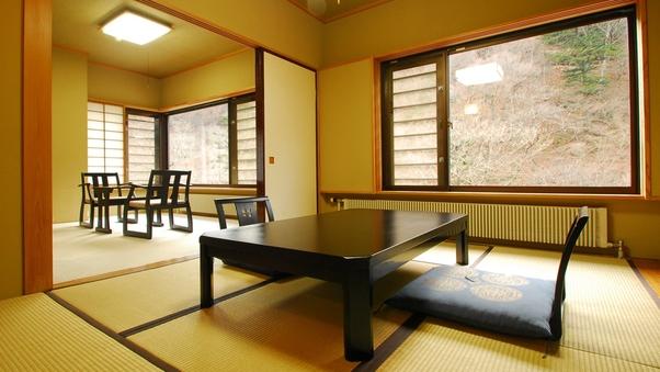 ◆和室8+6畳