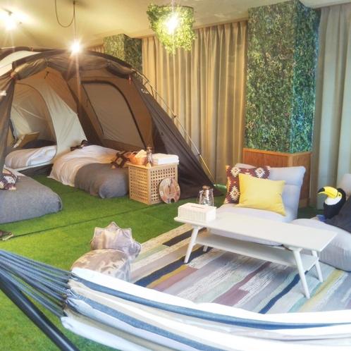 キャンプルーム