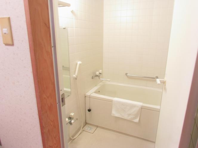 和室8畳【バス・トイレ付】 バスルーム
