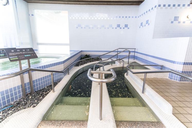クアタラソ「歩行浴」