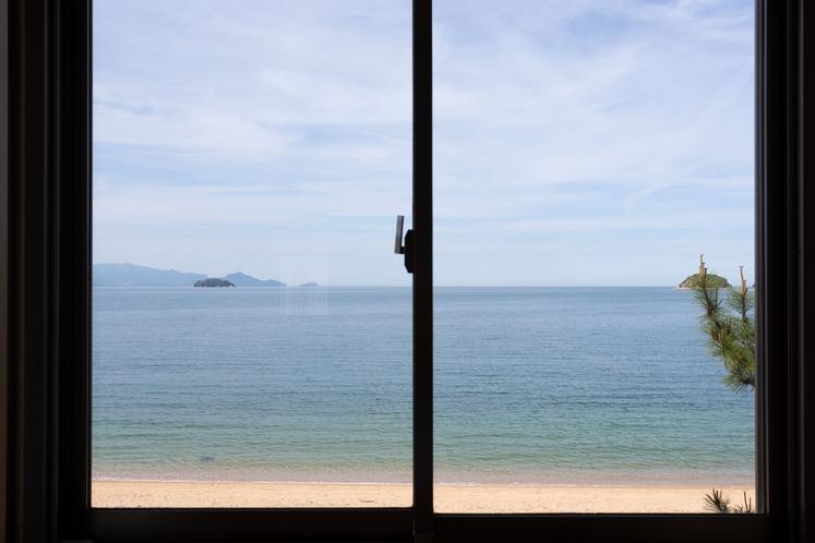客室からの眺め④