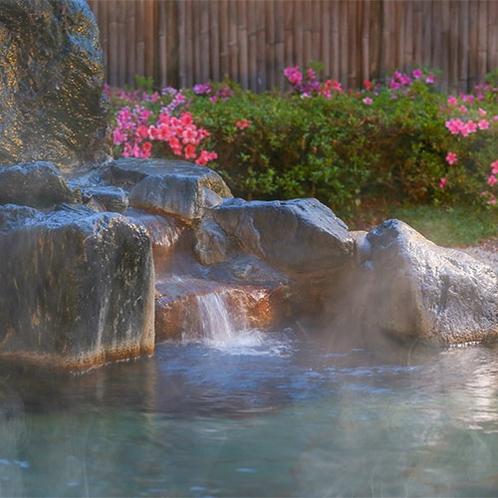肌に優しい「美人の湯」 ※イメージ