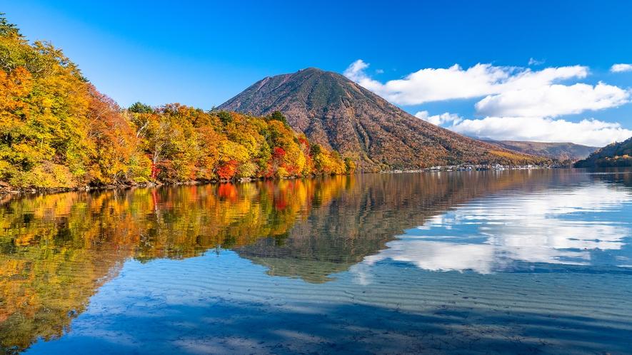中禅寺湖/ホテルから車で約40分
