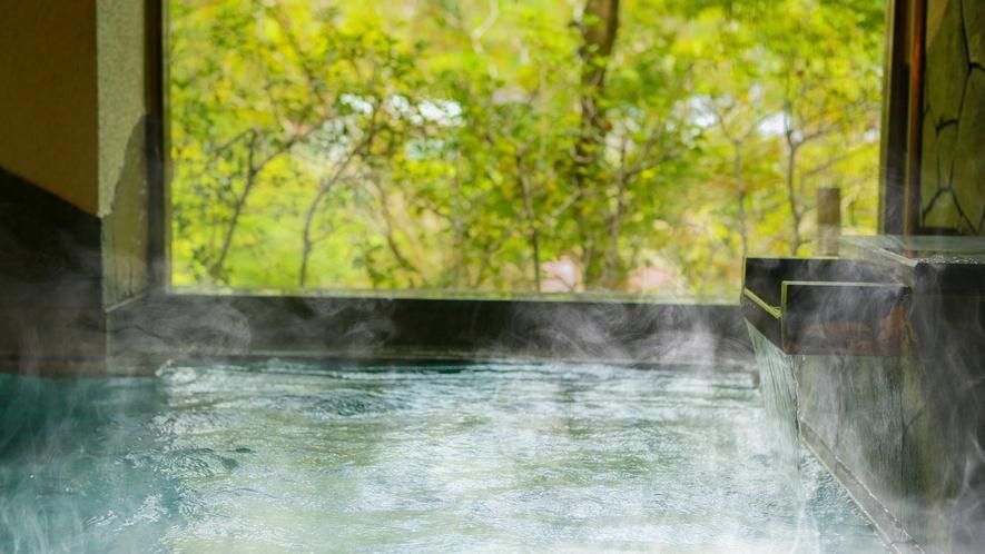 【藤館】内湯「長寿の湯」