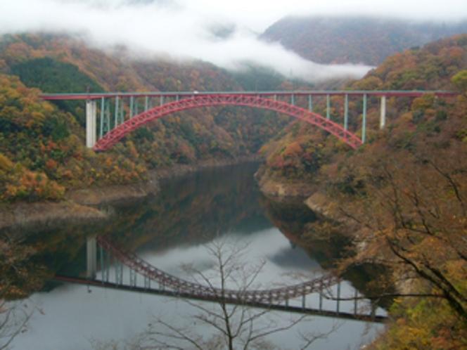 アーチの橋
