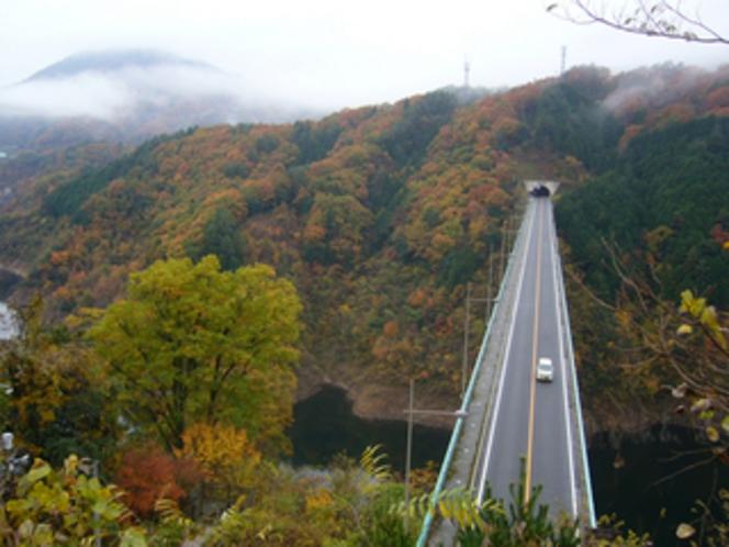 瀧山峡大橋2