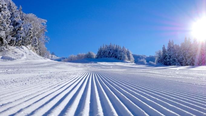 【期間限定】初滑りはスキージャムで!お得なリフト券&2食付!ウインターシーズンの幕開け!