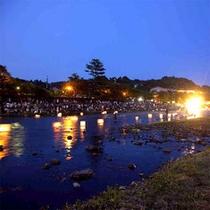 夜の浅の川
