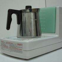 加湿湯沸かし器