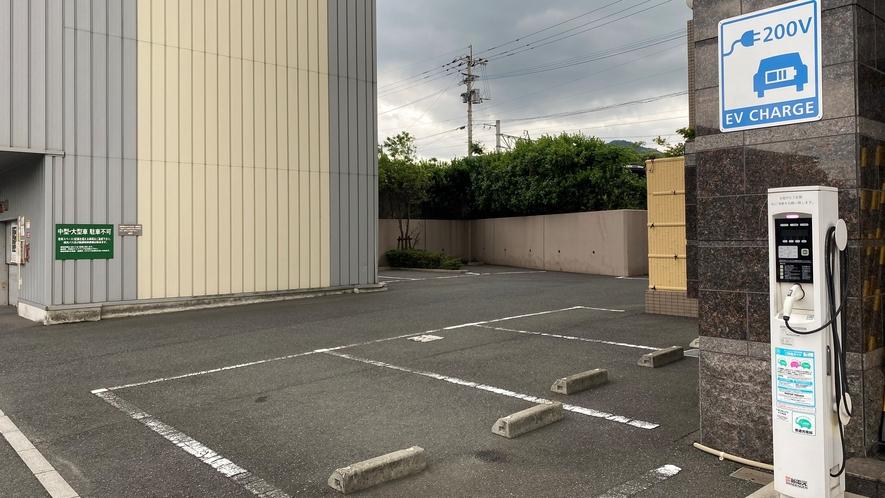 平面駐車場②
