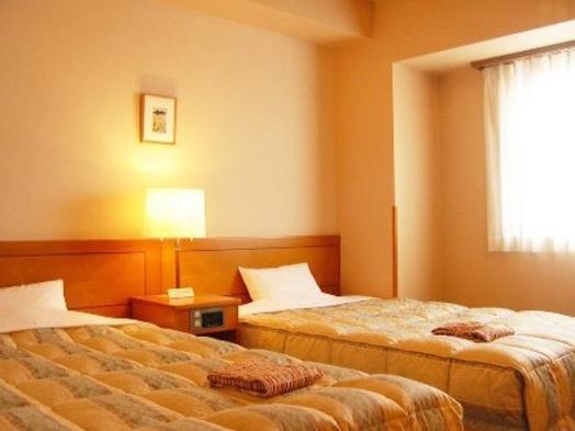 【朝食付】 シンプルスタンダードプラン 男女別浴場有・Wi-Fi完備・WOWOW視聴可