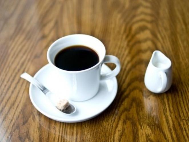 朝の目覚めに・・・香り高いドトールコーヒー