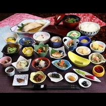 ◆【朝食一例】朝食も百彩仕込み