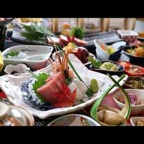 ◆特別室・準特室は専用の料理となり、特別な設えのお料理となります