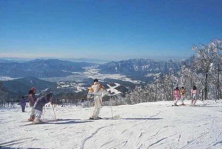 スキーJAM勝山
