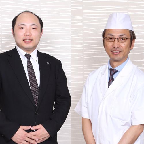 ■せくみ屋★藤原支配人と須田総料理長