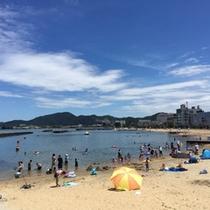 人魚浜海水浴場