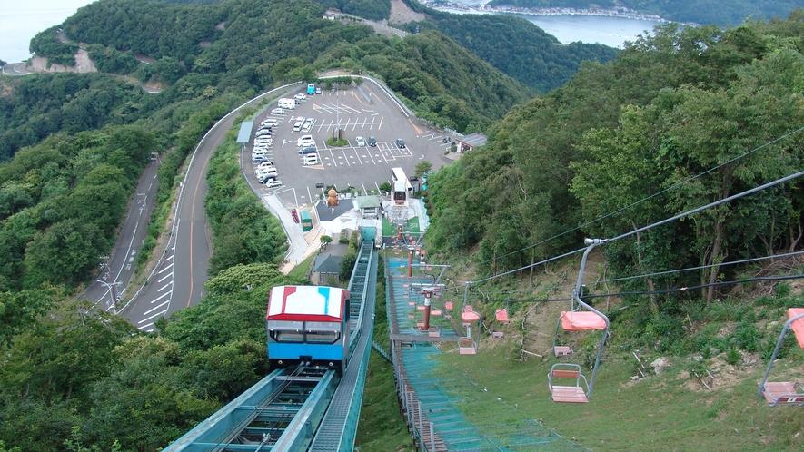 ■レインボーライン山頂公園