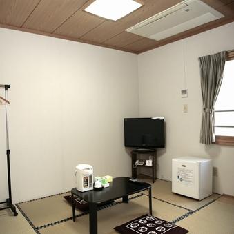 【全室Wi-Fi接続対応】和室6〜7畳【全室禁煙】