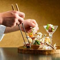 1F 日本料理「彩」