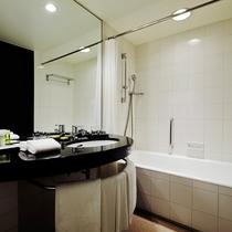スタンダードツイン・ダブル(30平米) バスルーム