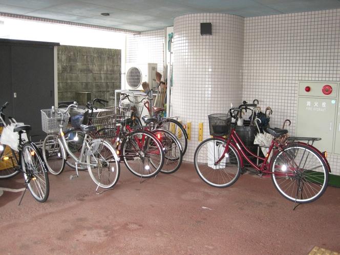 駐輪場(バイク・自転車)