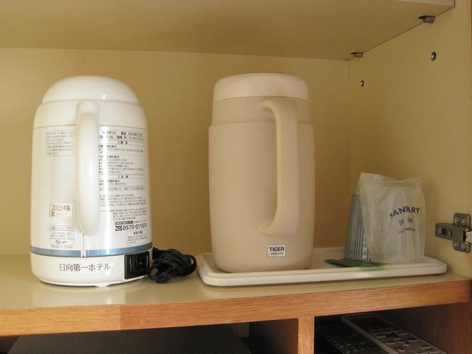 湯沸しポット・冷水ポット