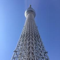 ◆東京スカイツリー(R)まで電車で約25分◆