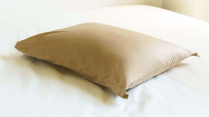 クッションのような低反発枕(高さ:普通)