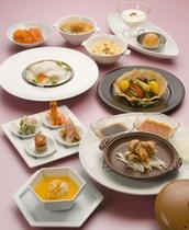 「倉」特別プランメニュー 中華料理