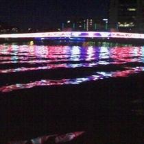 ◆水際公園LEDライトアップ◆