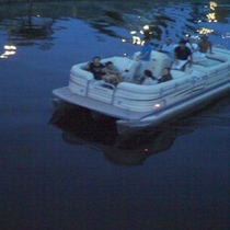 ◆ひょうたん島無料遊覧船運行◆