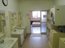 マイルーム桂 洗面台、ランドリー設備