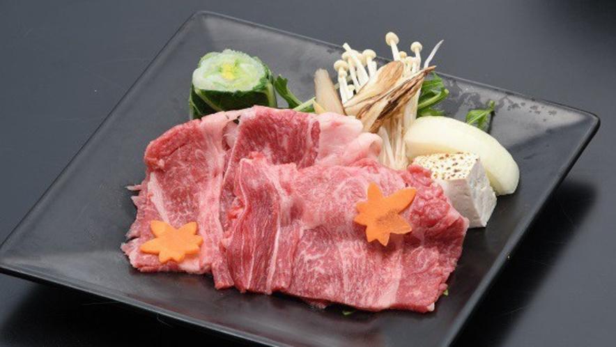 【2021秋◆彩】強肴 知多牛すき焼き鍋