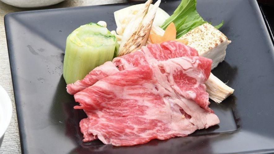【2021秋◆本膳】強肴 牛すき焼き鍋