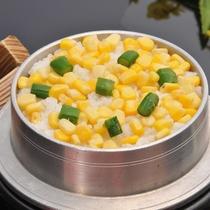 2020夏 夏の桶盛プラン 食事:夏野菜の釜飯