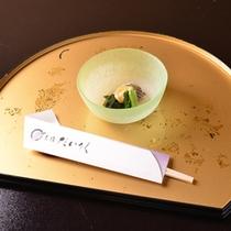 *お夕食一例(酢の物)