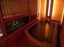 Bタイプ半露天風呂付客室