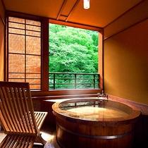 露天風呂付和室「磐梯の間」
