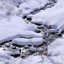 周辺景色(冬)