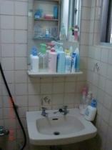 バス付きシャワールーム