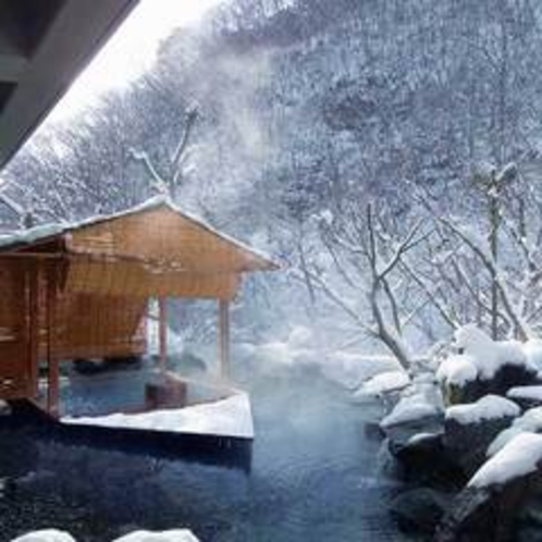 *雪見露天