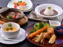 小学生向けお子様料理(例)