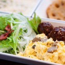 ★朝食⑥★毎日日替わりです