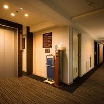 ★各階廊下★こちらからお部屋へどうぞ★